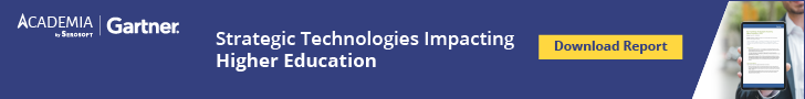 Top 10 Technologies Impacting Higher Education Institutions