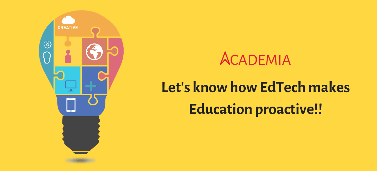 How ERP makes Education Proactive-educational ERP software for school college universities