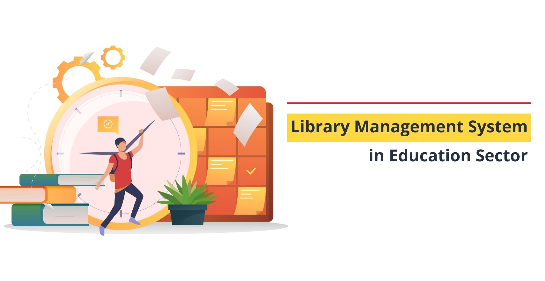 Importance of Library Management System in Education Industry