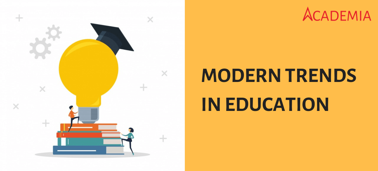 Modern Trends In Education-Academia ERP