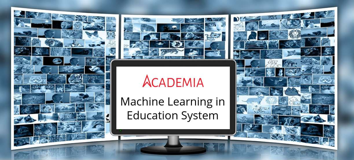 How Machine Learning Can Improve The Education System - college erp- education erp for school