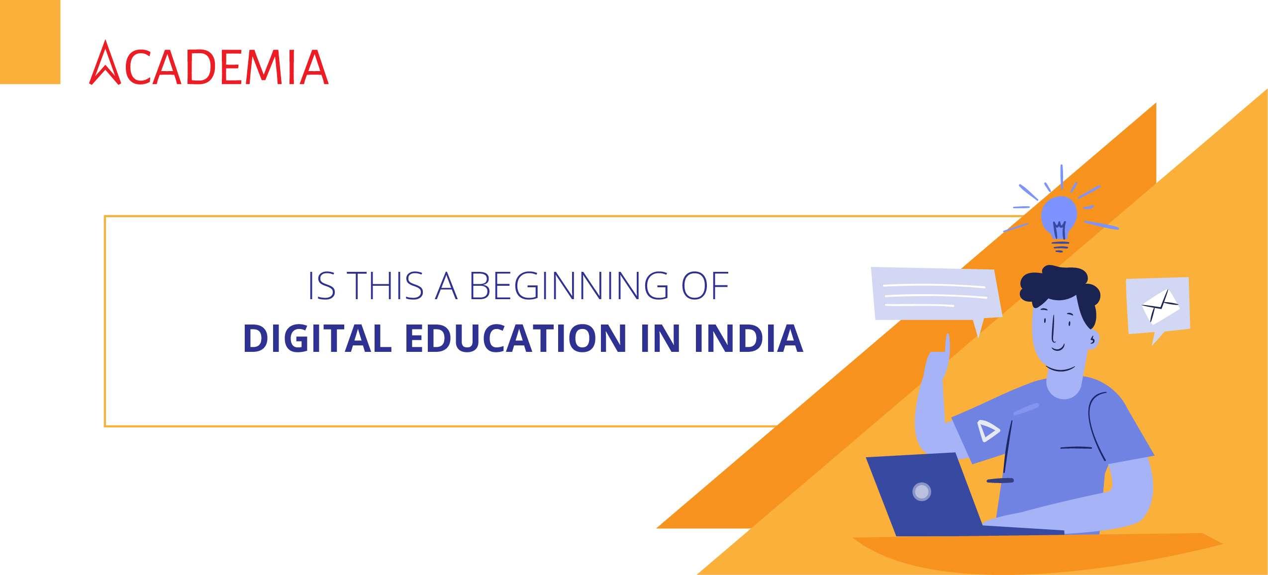 Digital Education in India