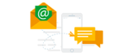 SMS & Email Gateways Integration