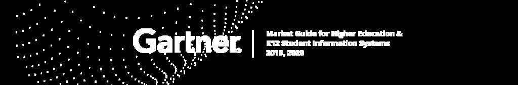 Gartner Market Guide for Student Information Systems